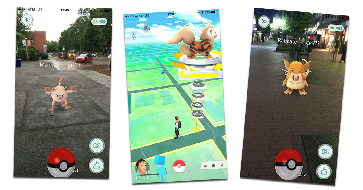 Pokémon GO Already the Most Downloaded iPhone App Ever
