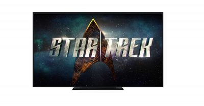 new Star Trek series on television