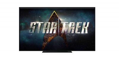 new Star Trek series on television