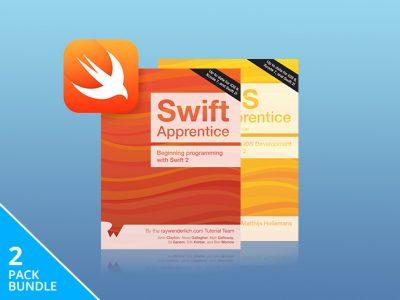 Swift Apprentice and iOS Apprentice Ebook Bundle