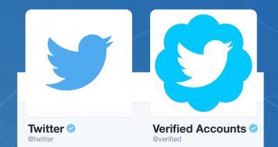 Twitter Verified Accounts