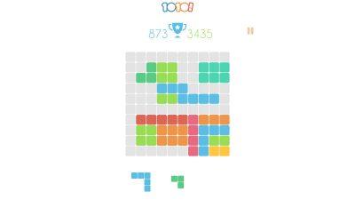 1010! Screenshot