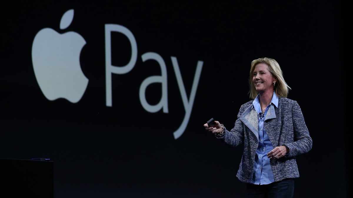 Apple's VP of Apple Pay Jennifer Bailey. Image credit: Forbes.