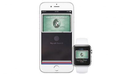 Apple Pay AMEX