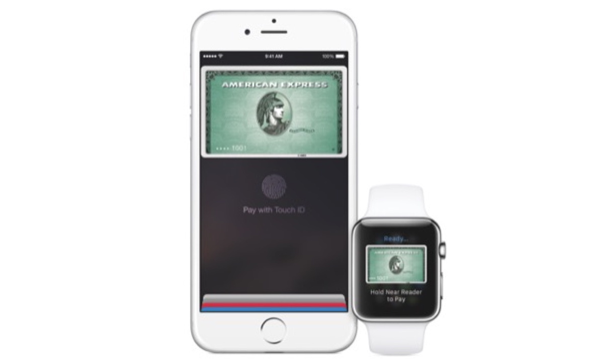 Apple Pay AMEX