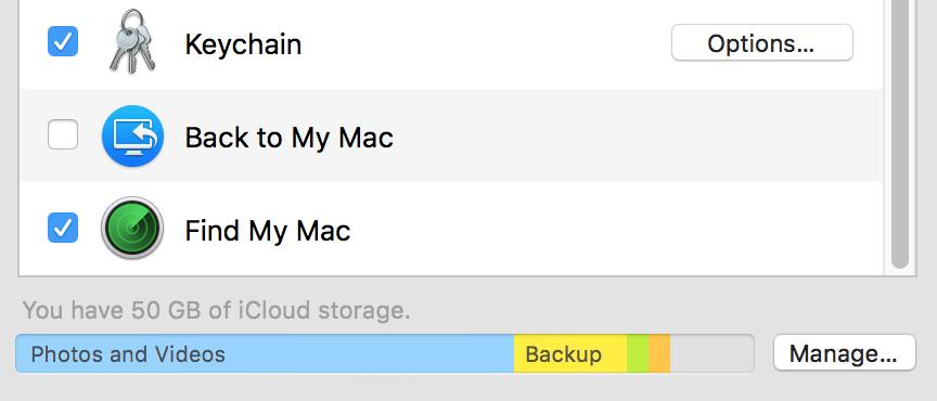 Find My Mac Working