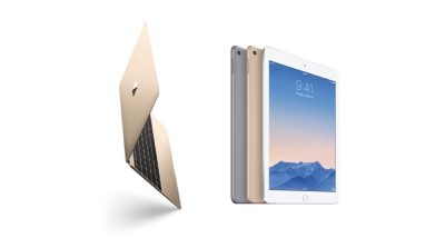 MacBook-iPad side by side