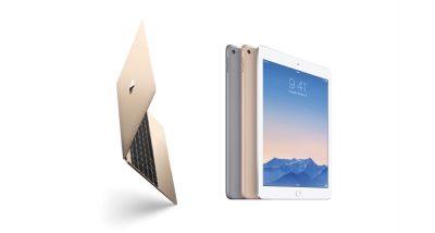 MacBook-iPad side by side