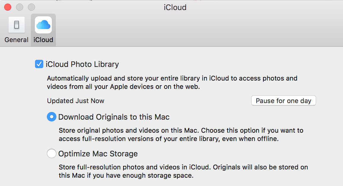 how to download pictures from icloud to mac