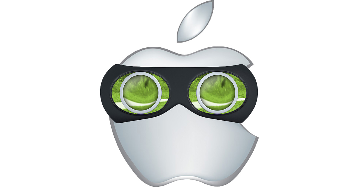 Apple augmented reality