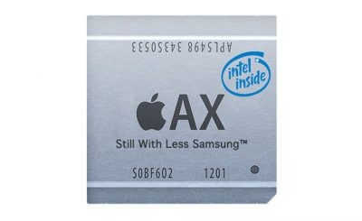 Apple Processor with