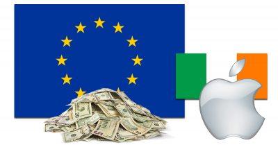 EU wants €13 billion for back Apple taxes