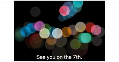 Apple September 7 media event