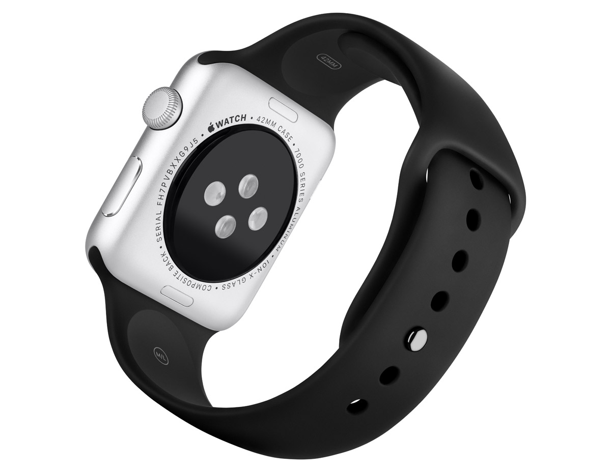 Apple Watch Back