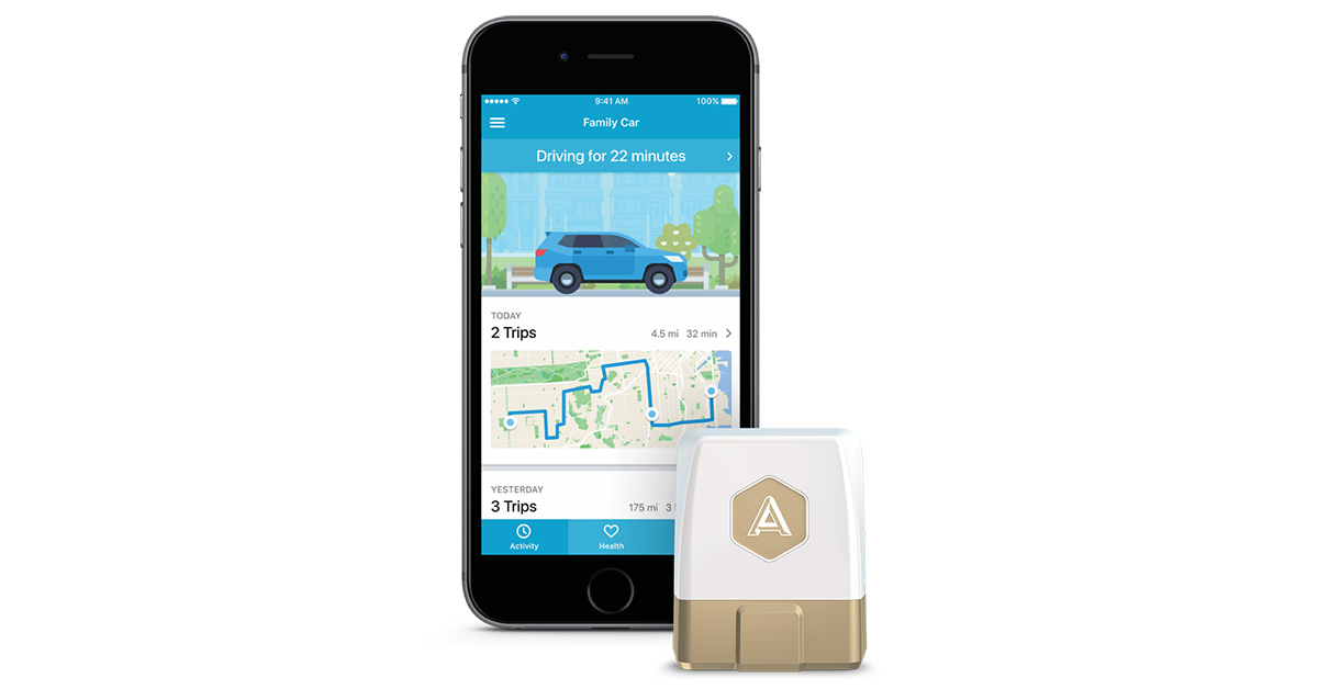 Automatic New Car Logger goes Pro with Free 3G Data