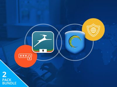 Dashlane Premium and Hotspot Shield