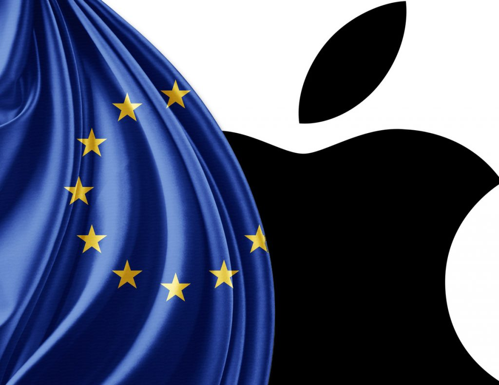 Apple in the European Union