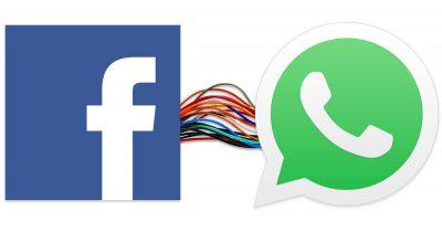 Facebook WhatsApp data collection