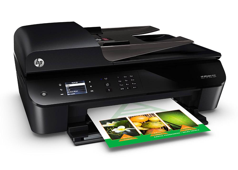HP OfficeJet 4610