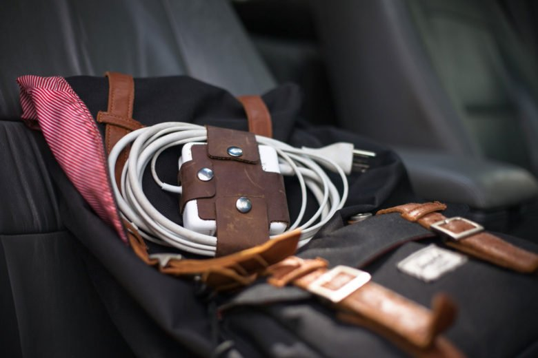 Hula Wrap on Kickstarter, a Cable Organizer for MacBook Chargers