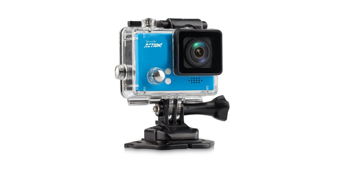 Capture 4K Video and Pics without the High Resolution Price Tag
