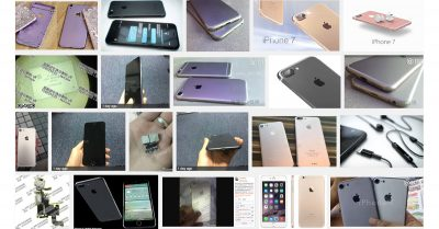 Fake iPhone 7 pics