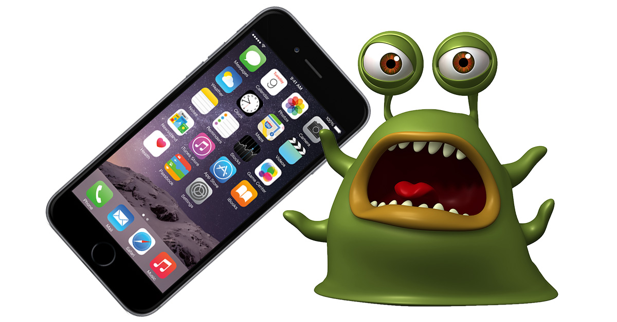 iPhone and bug