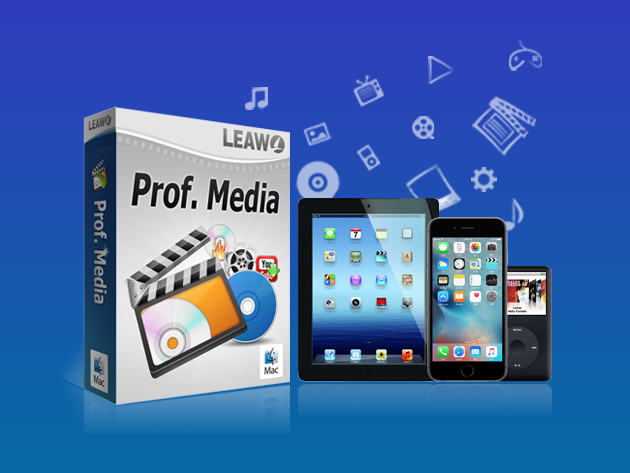 Leawo Professional Media for Mac