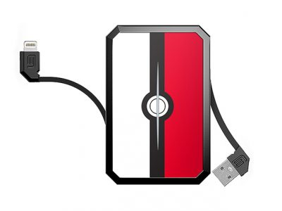 LinearFlux PokeCharger Portable Battery
