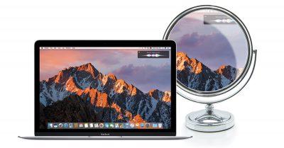 Mirror Mac display