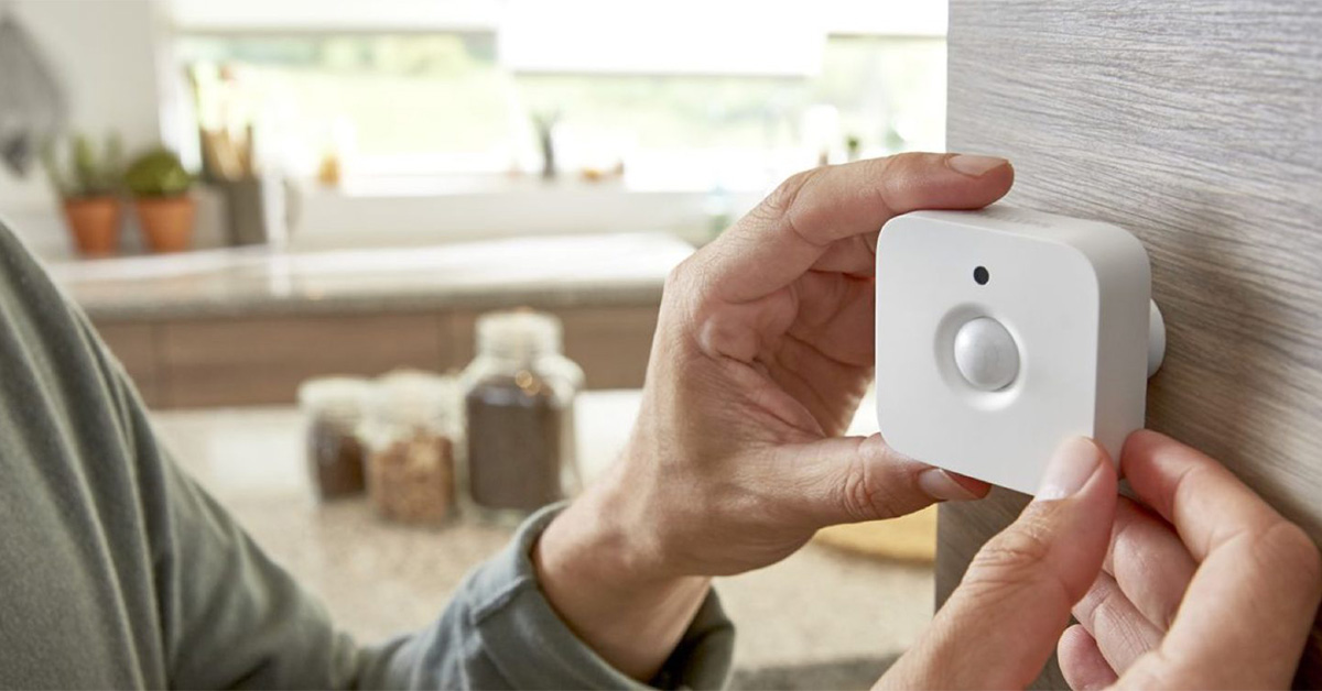Philips Adds Motion Sensor to its Smart Home Lineup