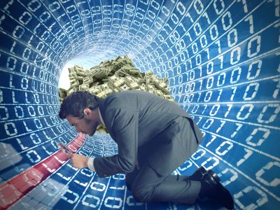 Researcher Money Pile