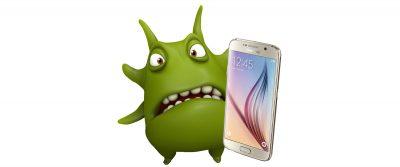 Buggy Samsung