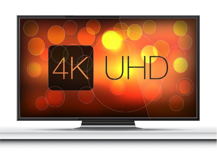 Here's the Not So Secret Roadmap for 4K UHD TV