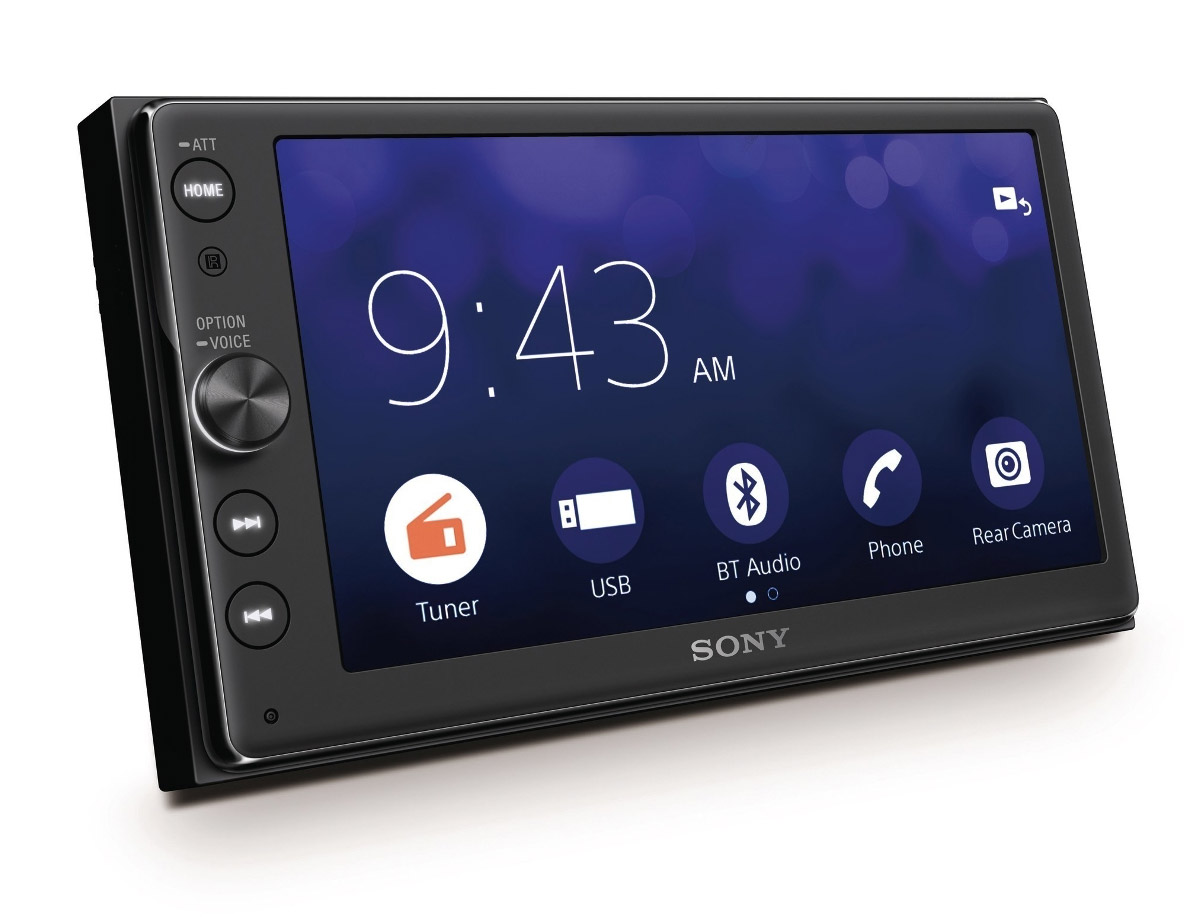 Sony XAV-AX100 Adds CarPlay to Your Car for $500