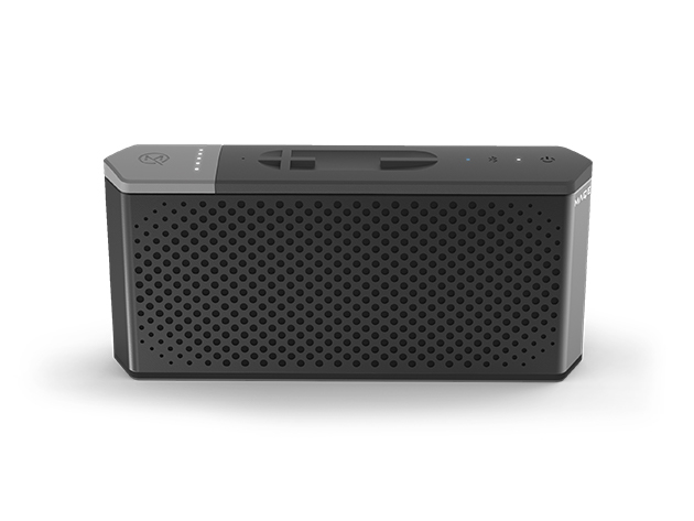 Soundjump Bluetooth Speaker Has Built-In Portable Charger: $104.99
