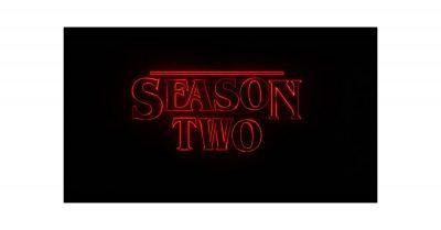 Stranger Things season 2 teaser