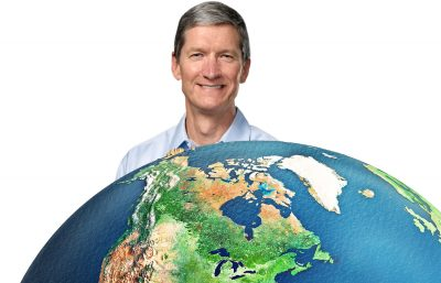Tim Cook and the World