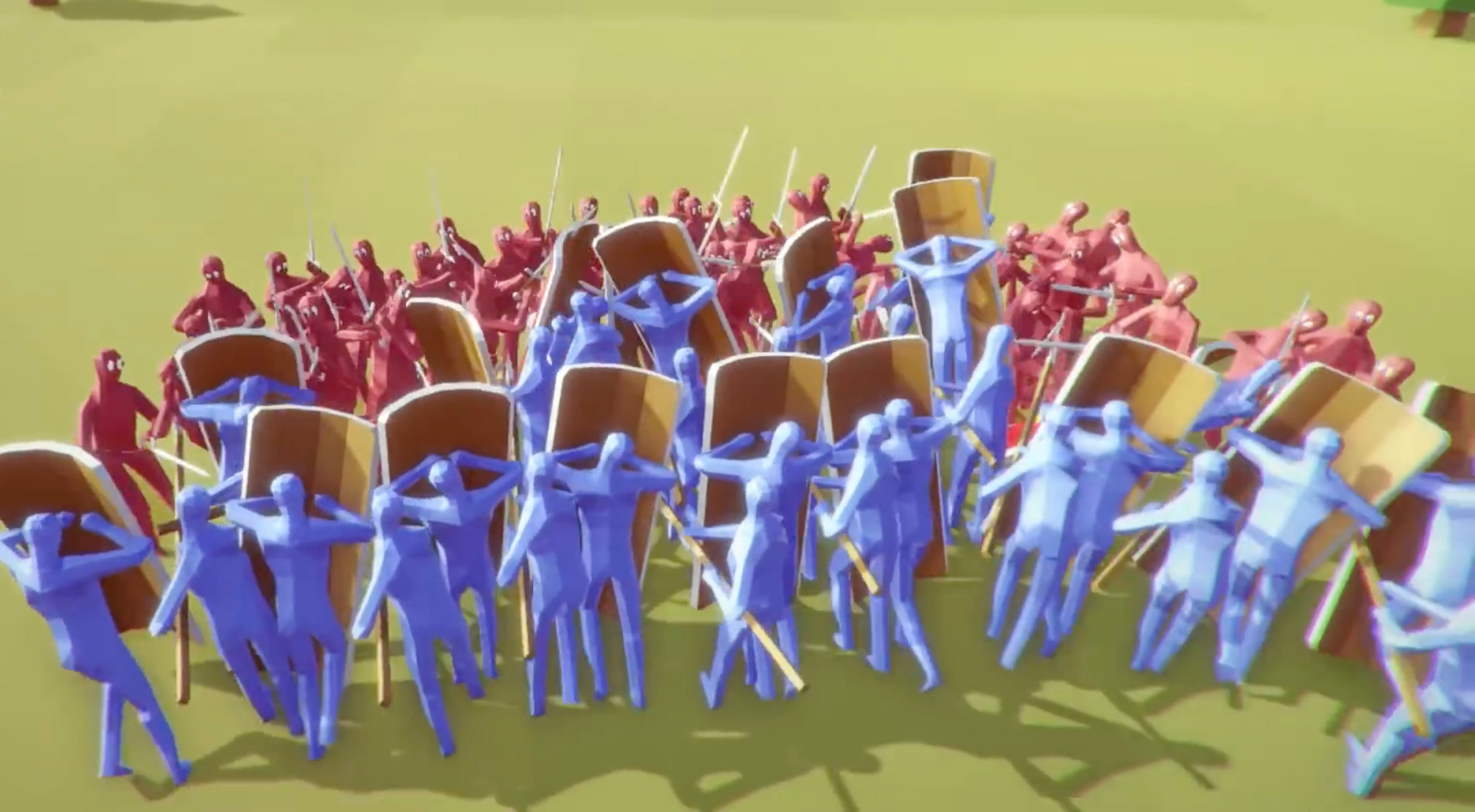 The Totally Accurate Battle Simulator