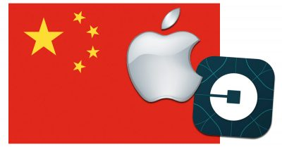 Apple and Uber in China