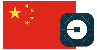 Uber China sold to Didi