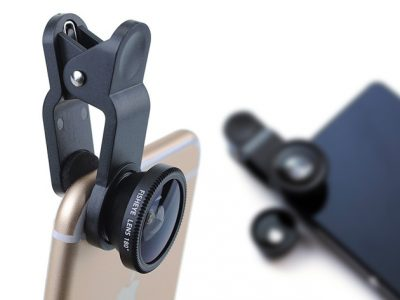 Universal 3-in-1 Lens Kit for Smartphones and Tablets