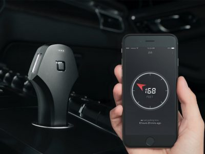 Zus Smart Car Charger and Locator