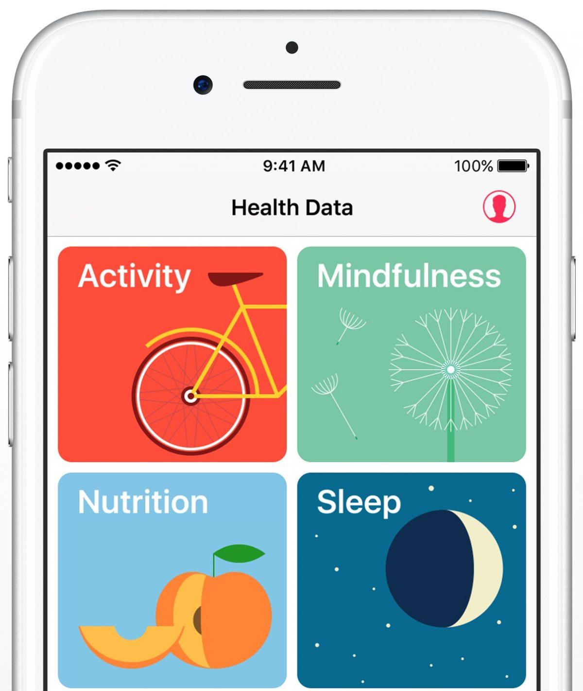Apple Health iOS 10