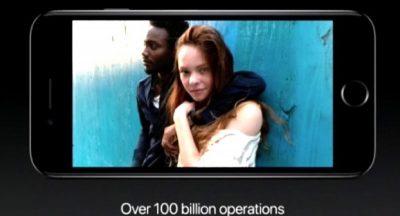100 Billion operations per photo