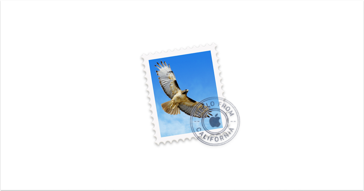 Icon mail for mac catalina