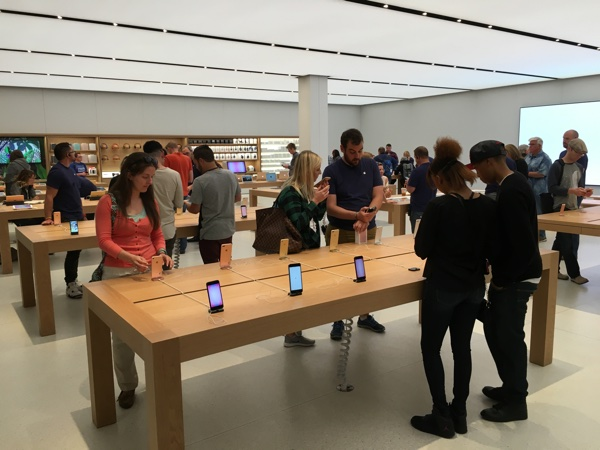 Apple Store Park Meadows