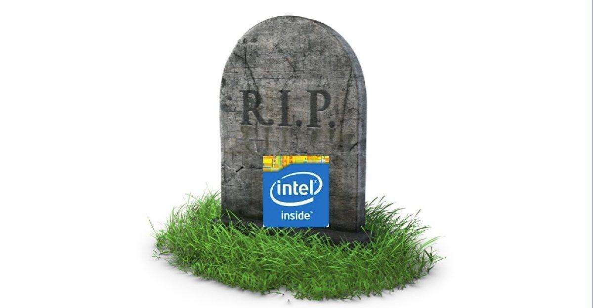 RIP Intel Inside