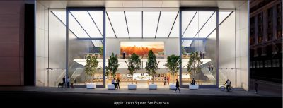 Apple Union Square, San Francisco