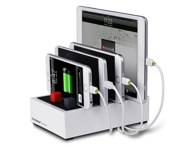 Avantree PowerHouse 4 Port Fast USB Charging Station